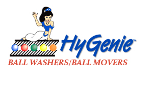 HyGenie Ball Washers/Ball Movers